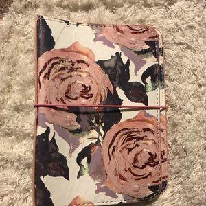 Planner society floral pocket tn